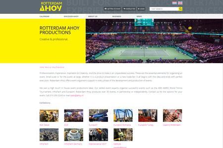016: Ahoy productions