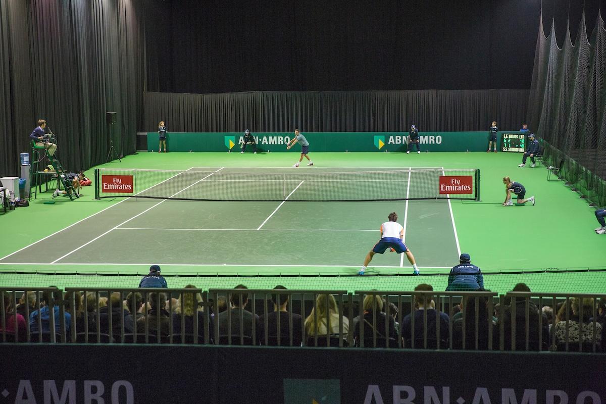 Djokovic-beul Istomin en Gulbis in actie op tweede dag kwalificaties
