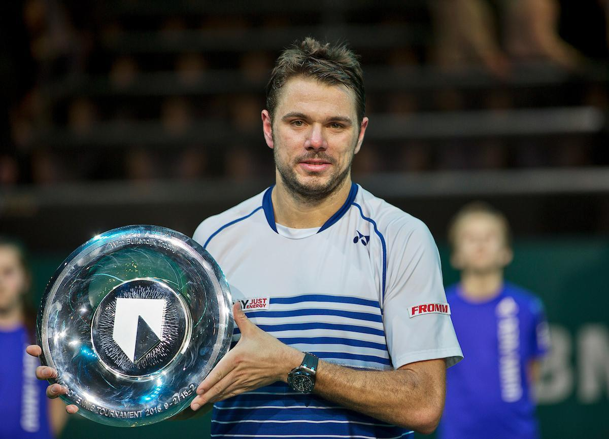 Stan Wawrinka-Tallon Griekspoor on Tuesday evening