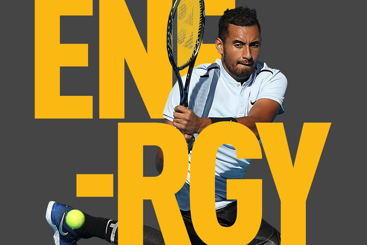 Nick Kyrgios naar 46e ABN AMRO World Tennis Tournament