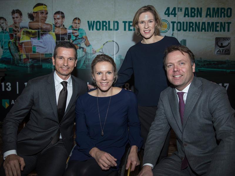 ABN AMRO en Rotterdam Ahoy verlengen opnieuw samenwerking ABN AMRO WTT