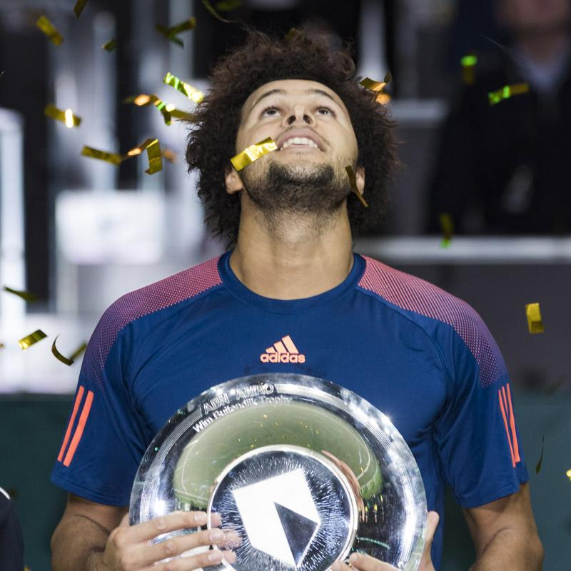 Jo-Wilfried Tsonga unable to defend title