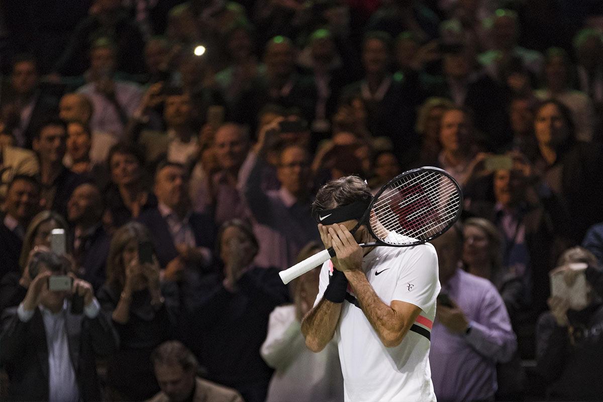 Roger Federer schrijft geschiedenis: opnieuw nummer één van de wereld!