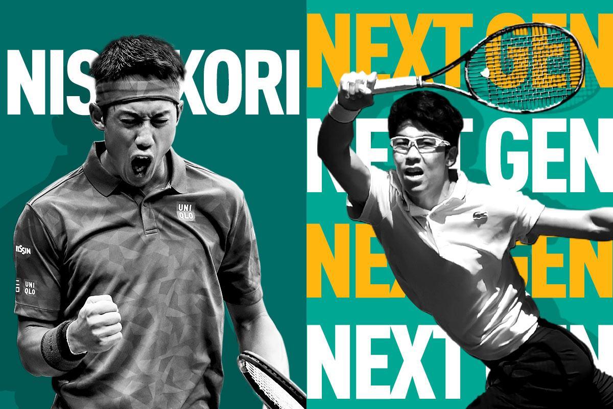 Kei Nishikori debuteert in ABN AMRO World Tennis Tournament