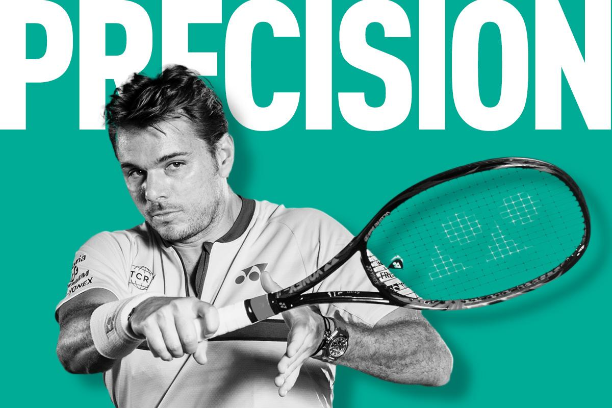 Stan Wawrinka naar ABN AMRO World Tennis Tournament