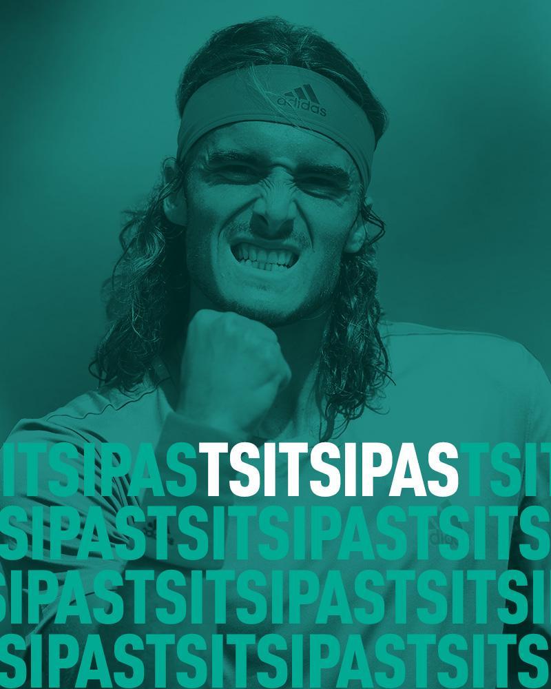 Stefanos Tsitsipas opnieuw naar Rotterdam