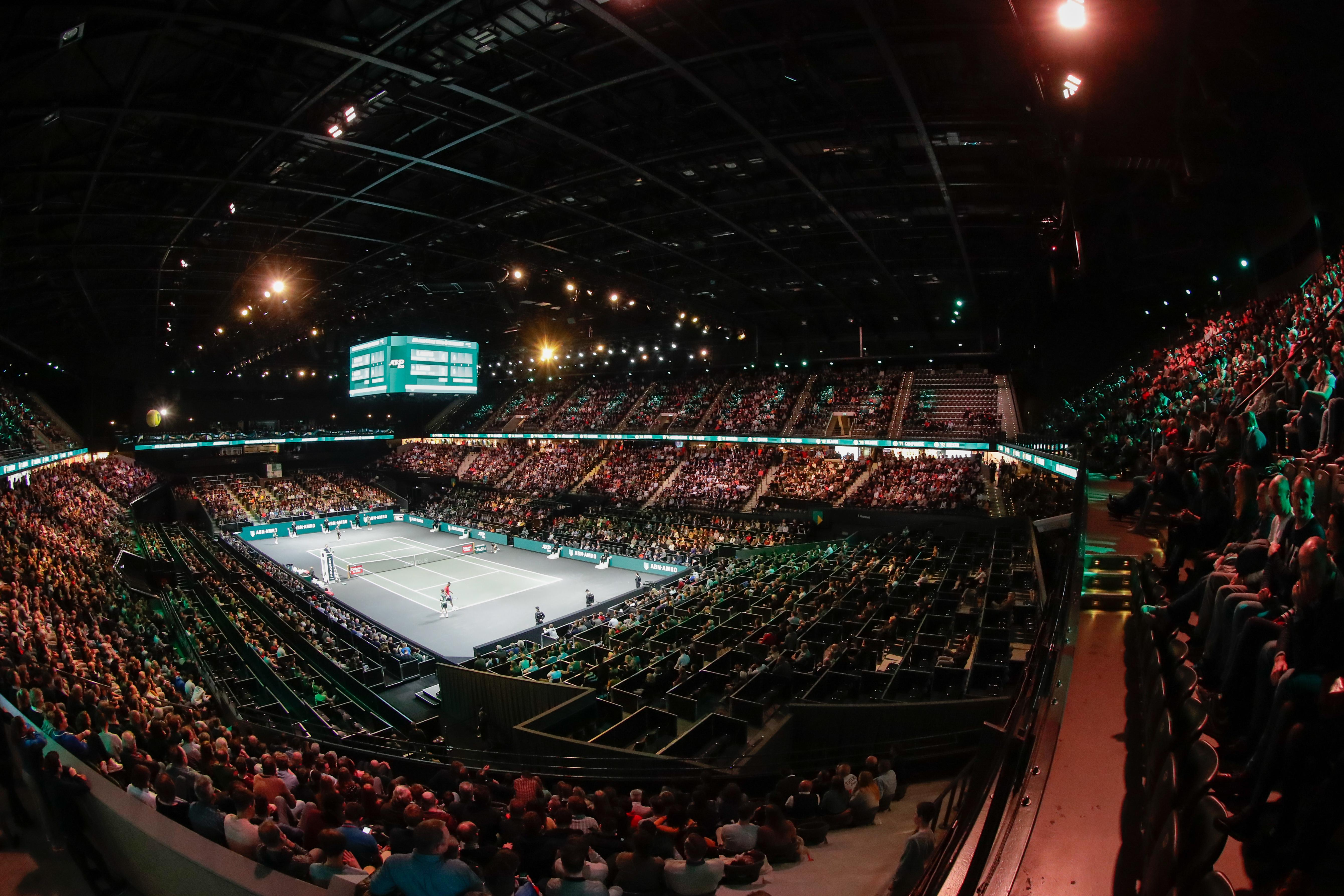 ABN AMRO World Tennis Tournament moves to March 2021