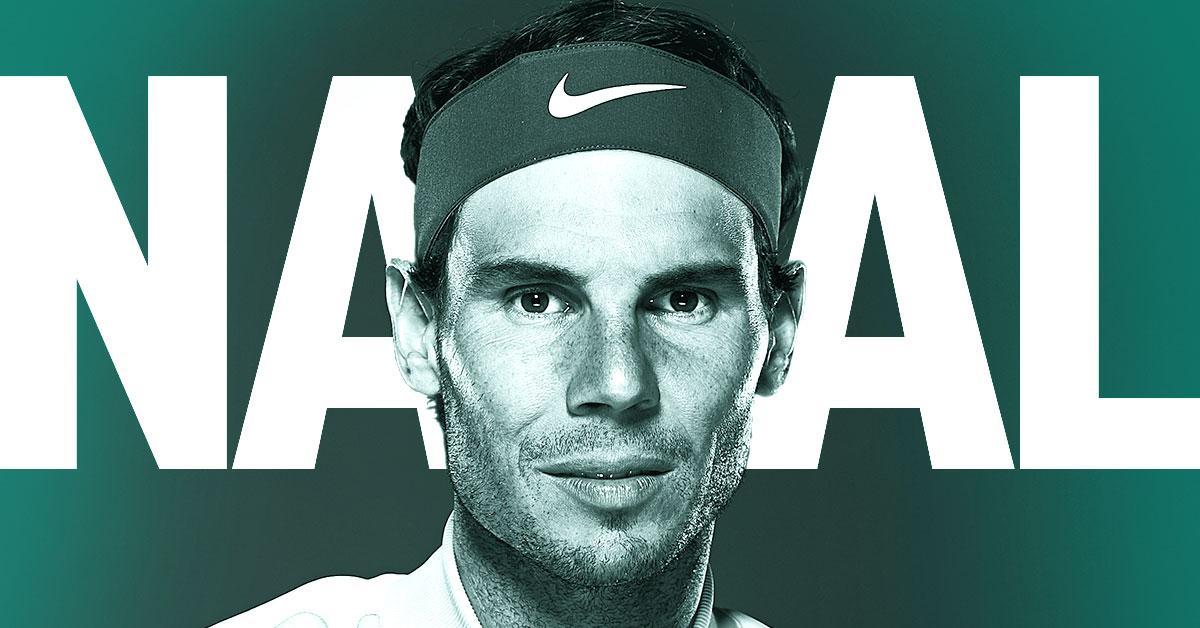 Rafael Nadal naar ABN AMRO World Tennis Tournament