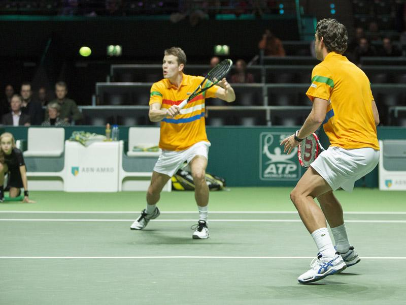 Clubkampioenen maken kans op Supermatch op 44e ABN AMRO World Tennis Tournament