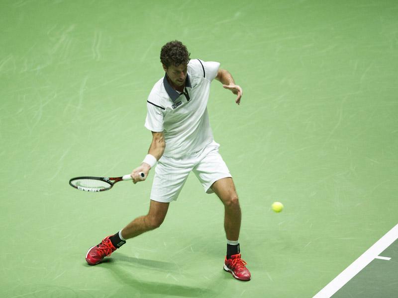 Robin Haase krijgt wildcard en speelt Supermatch op het ABN AMRO World Tennis Tournament 2017