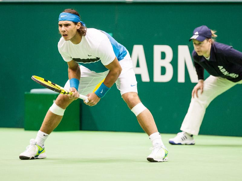Nadal, Thiem en Kyrgios naar ABN AMRO World Tennis Tournament 2017