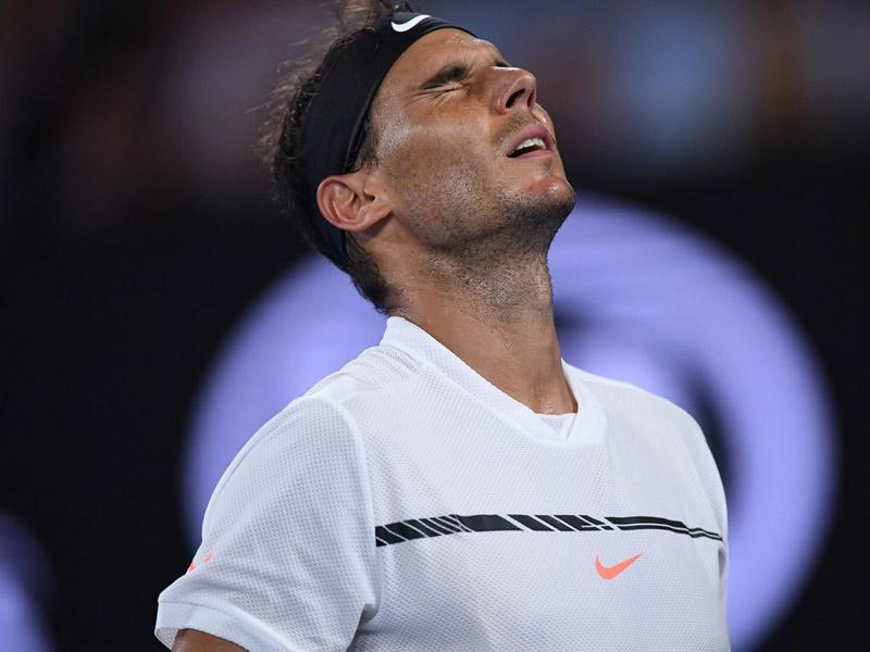Rafael Nadal pulls out of Rotterdam