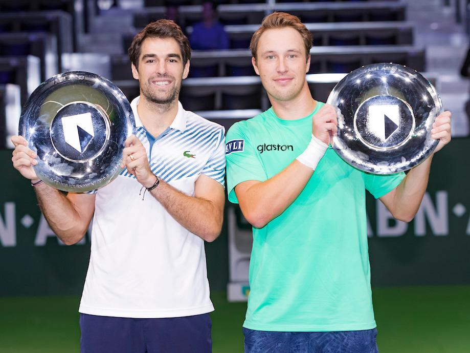 Double title for Chardy and Kontinen