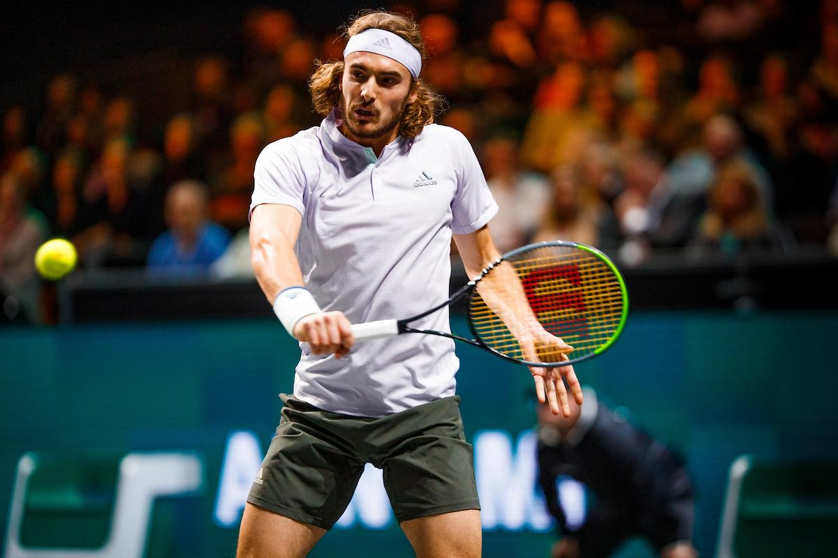 Third time is the charm for Stefanos Tsitsipas