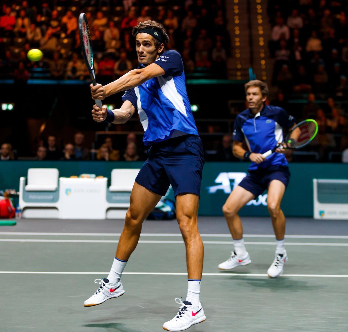 Herbert/Mahut favoriet in dubbelfinale