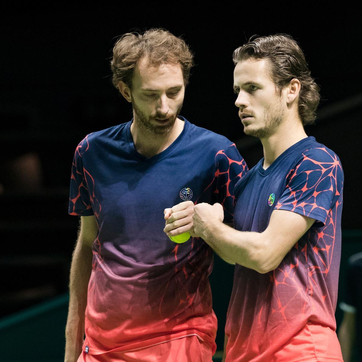 Zaterdag: drie Nederlanders in de halve finales