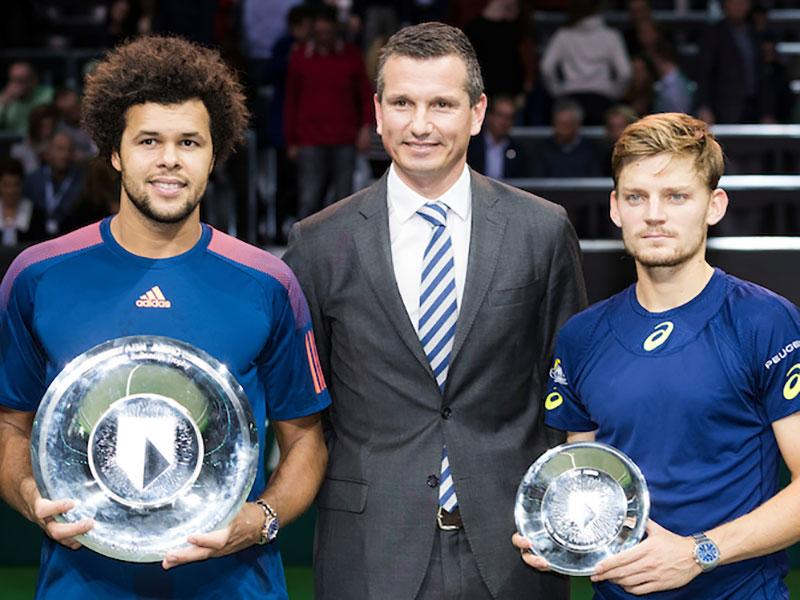 Richard Krajicek: 'Blij met breder deelnemersveld'