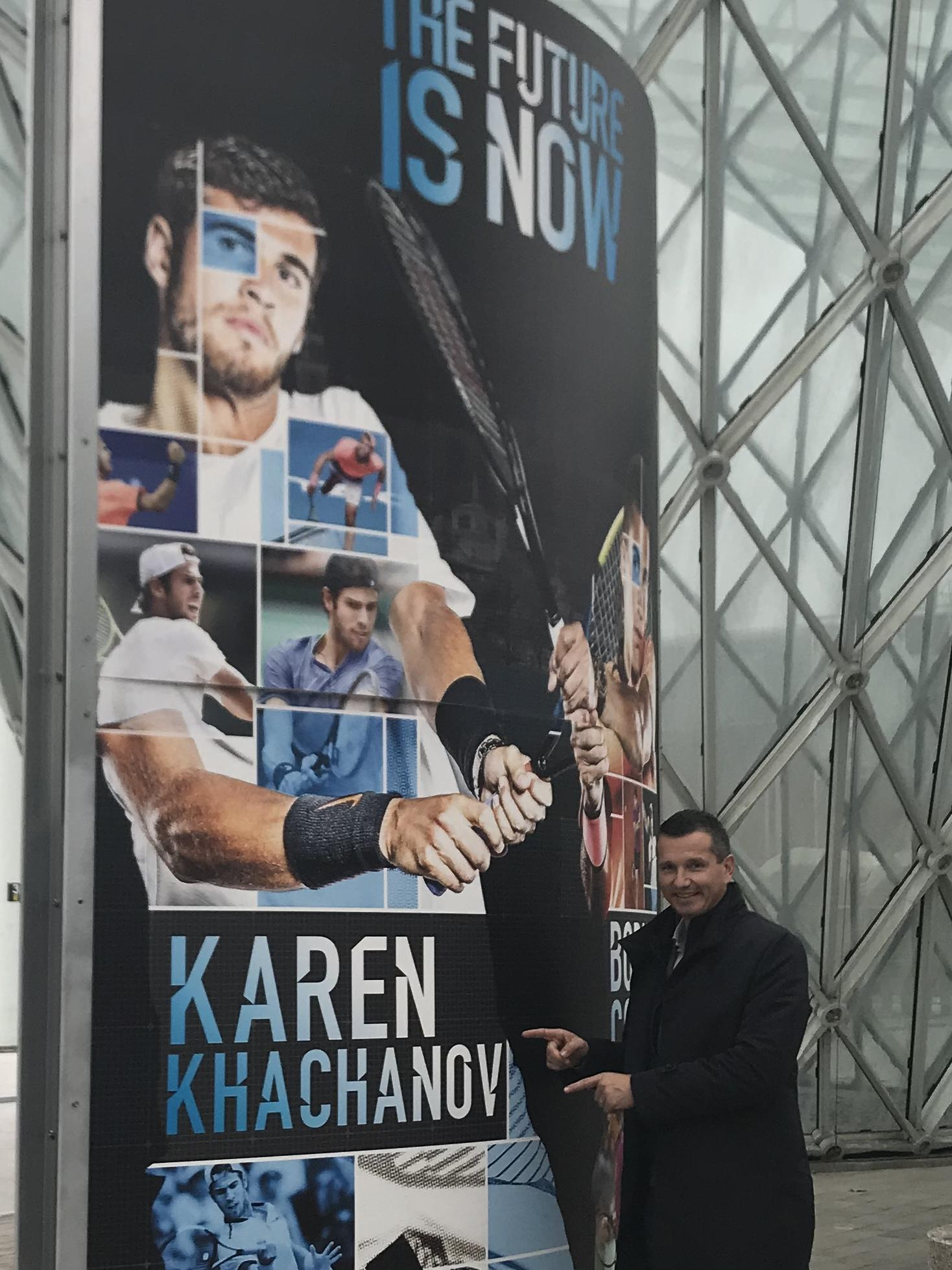 #NextGen sterren Rublev en Khachanov naar Rotterdam
