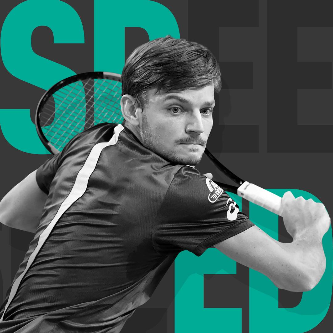 Goffin derde speler 47e ABN AMRO Tennis Tournament