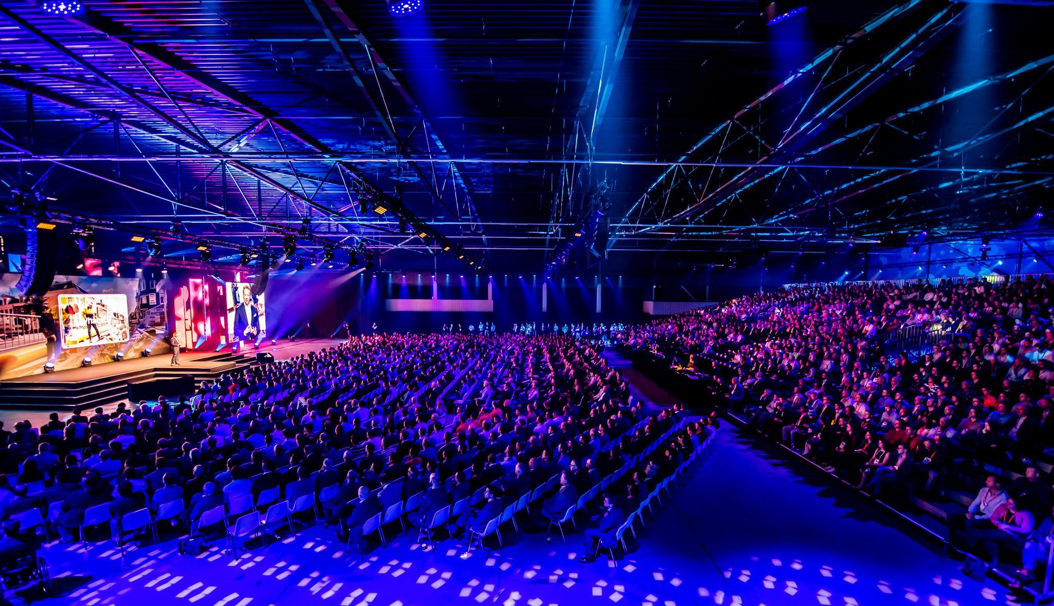 Rotterdam houdt positie tweede congresstad Nederland vast
