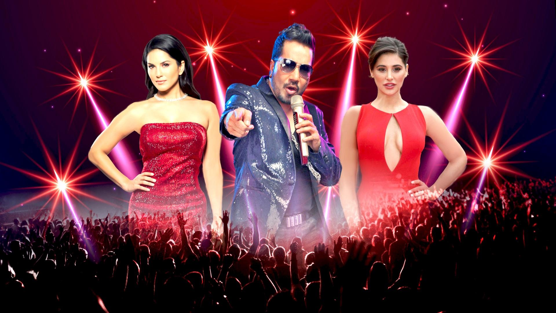 Mika Singh, Nargis Fakhri & Sunny Leone: Live in Concert