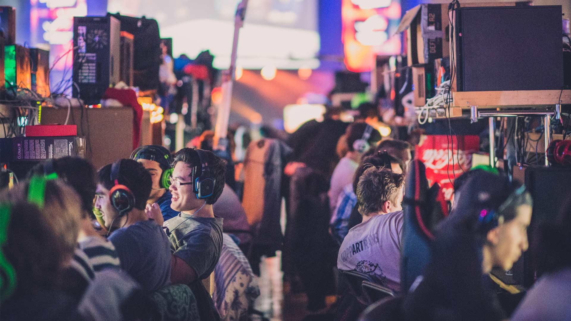 Rotterdam Games Week presents Dreamhack Rotterdam