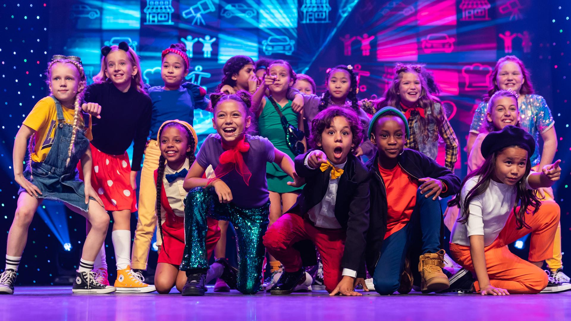 Kinderen voor Kinderen 40! De Grote Show