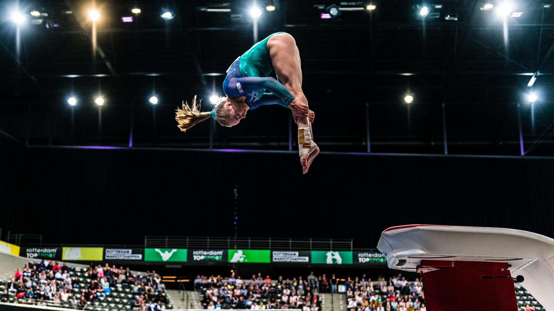 Dutch Gymnastics The Finals