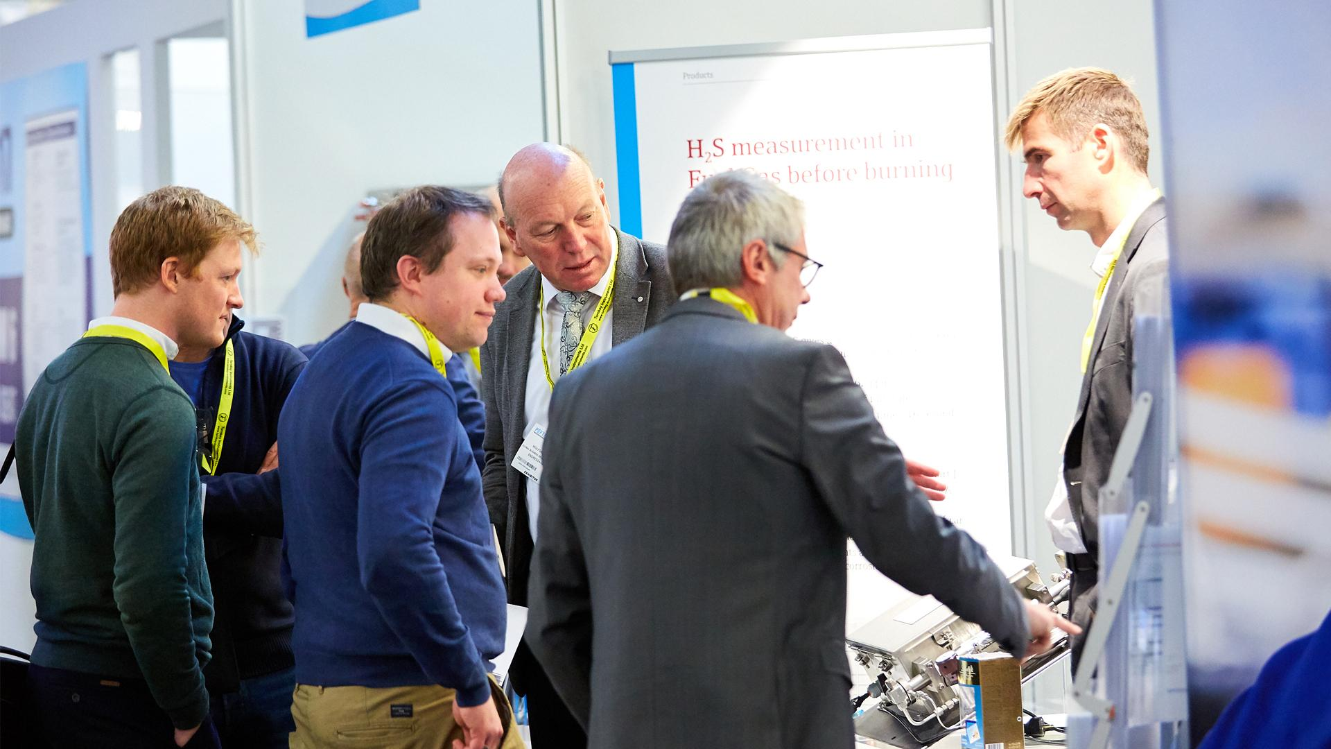 Petrochem industry embraces Rotterdam event