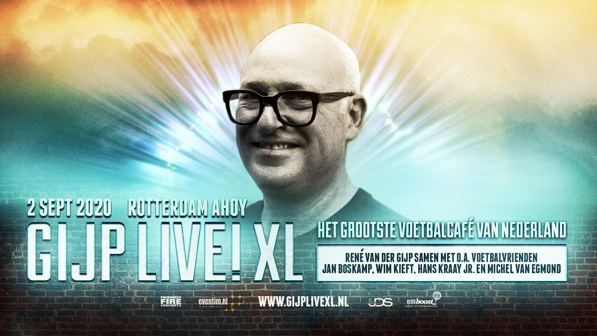 Gijp Live! XL