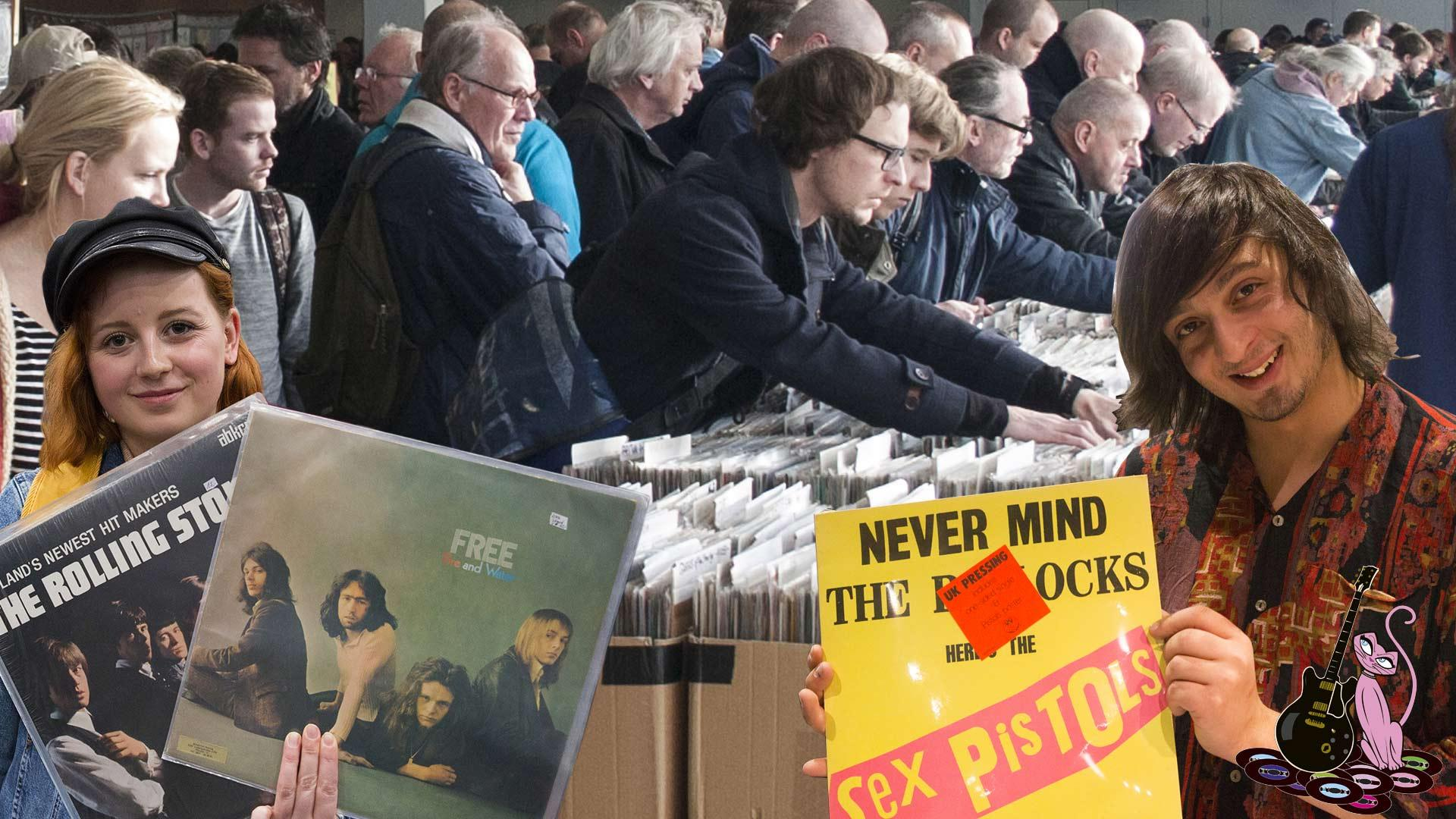 Record & CD Fair Rotterdam