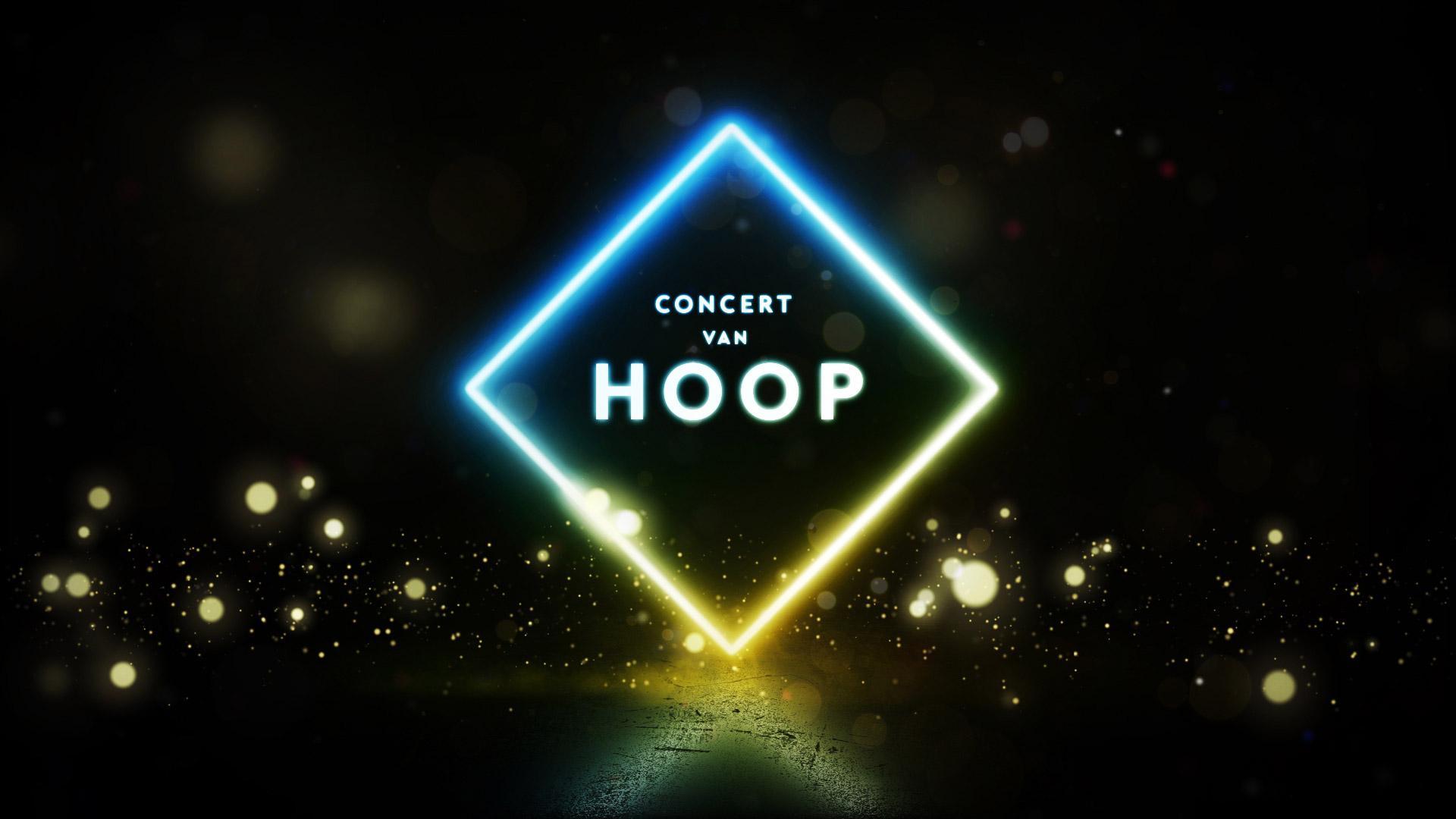 Concert van Hoop - LIVE vanuit Ahoy