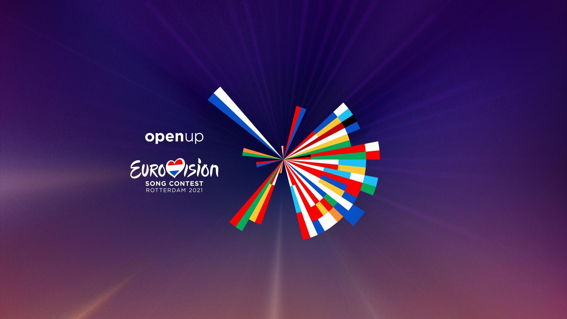 Vernieuwd logo Eurovisie Songfestival 2021: opnieuw samenkomen in Rotterdam