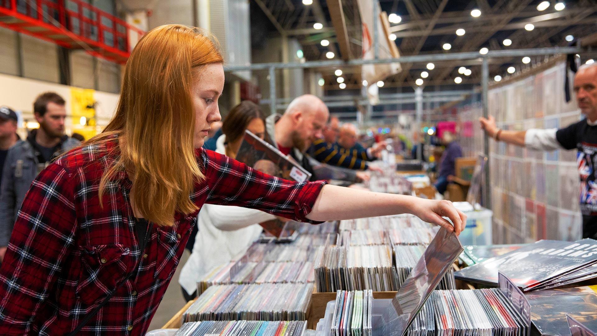 Record & CD Fair Rotterdam