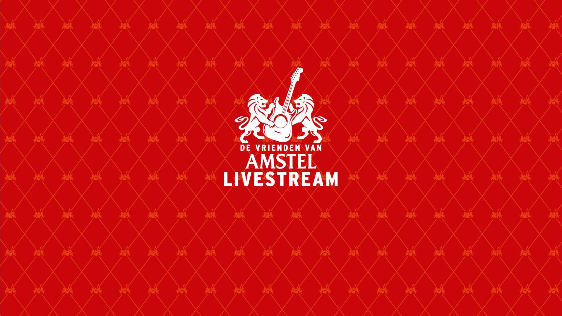 De Vrienden van Amstel Livestream