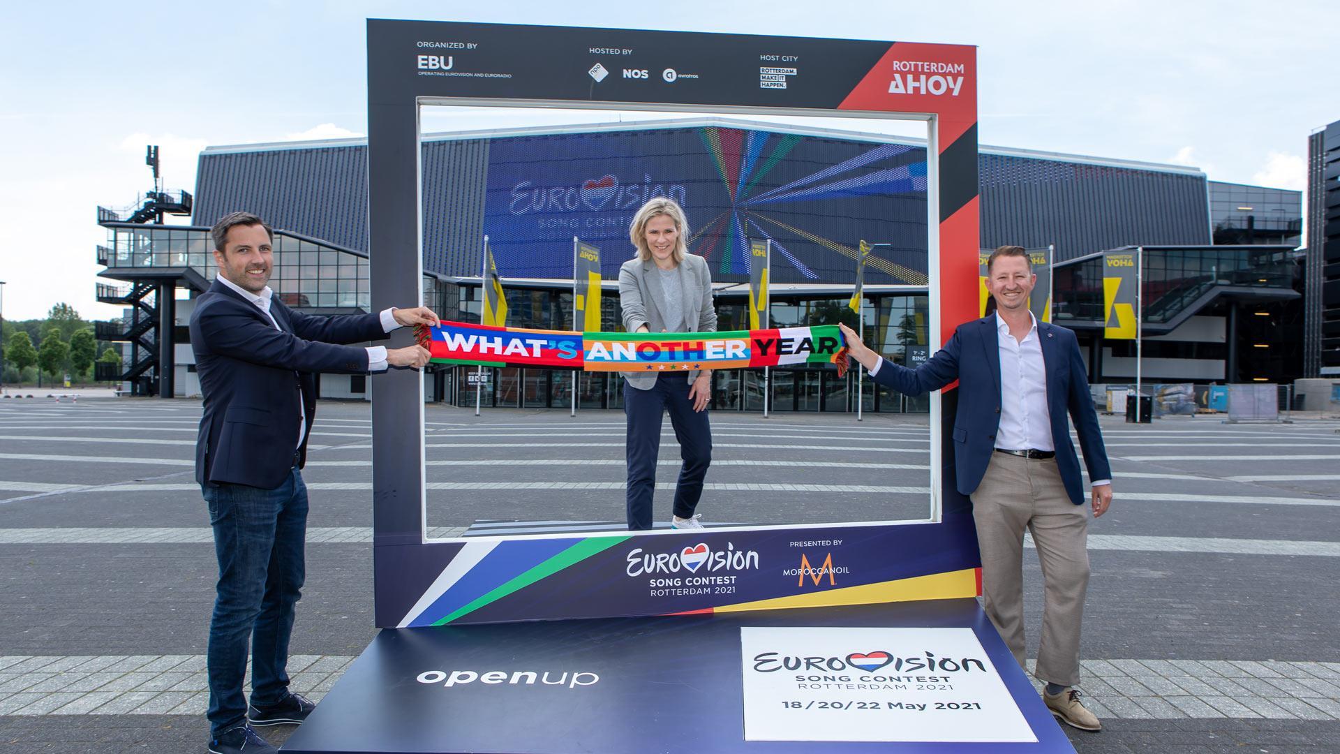 65ste Eurovisie Songfestival vindt plaats op 18, 20 en 22 mei 2021