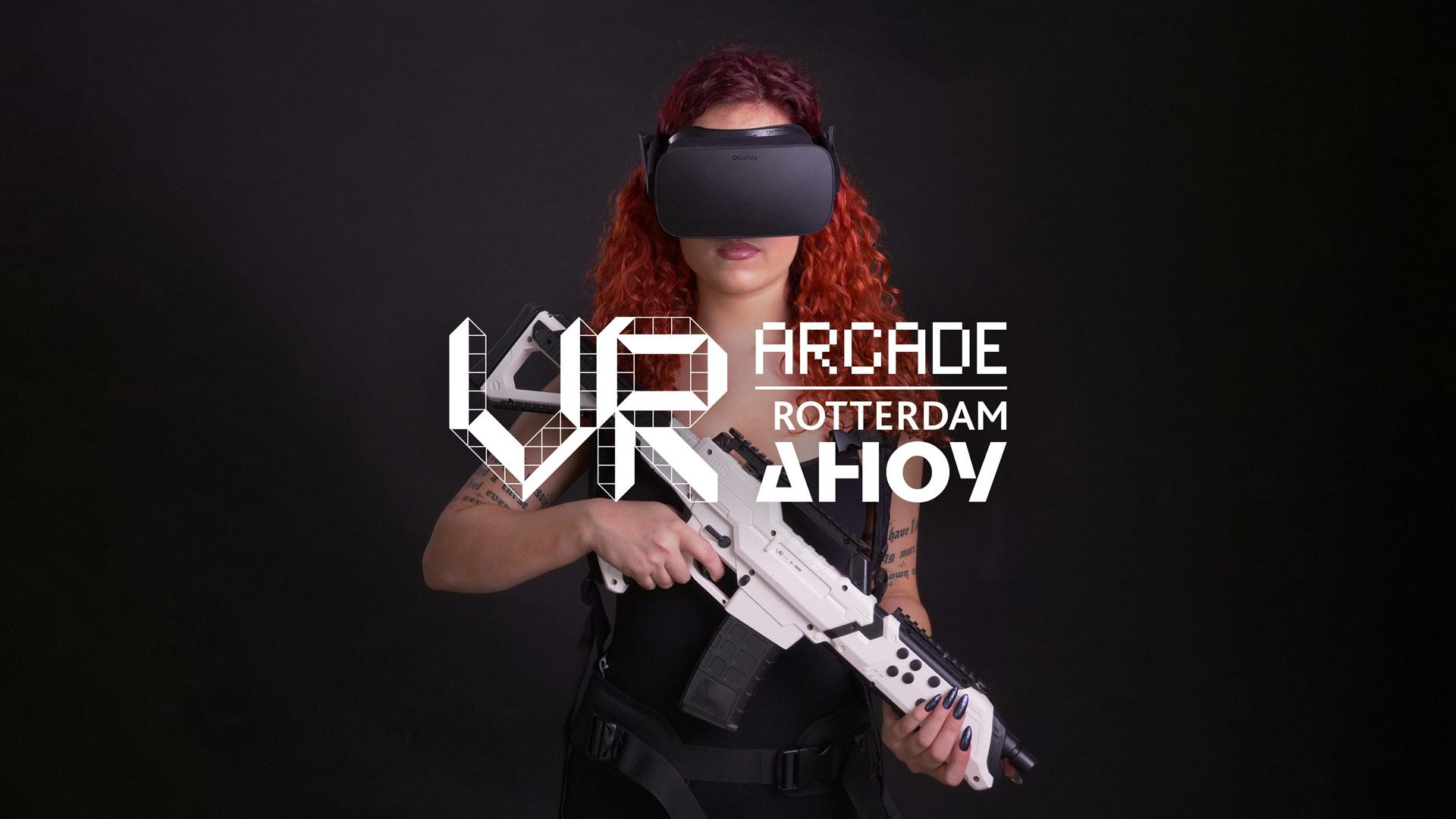 VR Arcade Rotterdam Ahoy