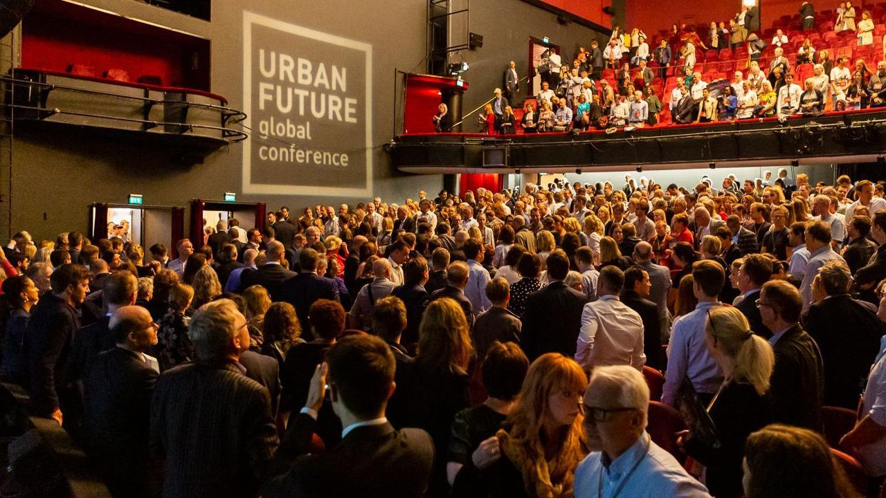 Europe's largest conference for sustainable cities UFGC comes to Rotterdam