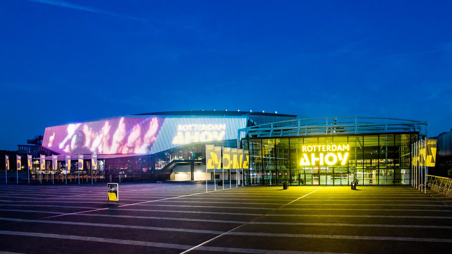 Rotterdam gaat voor een groots Eurovisie Songfestival 2020