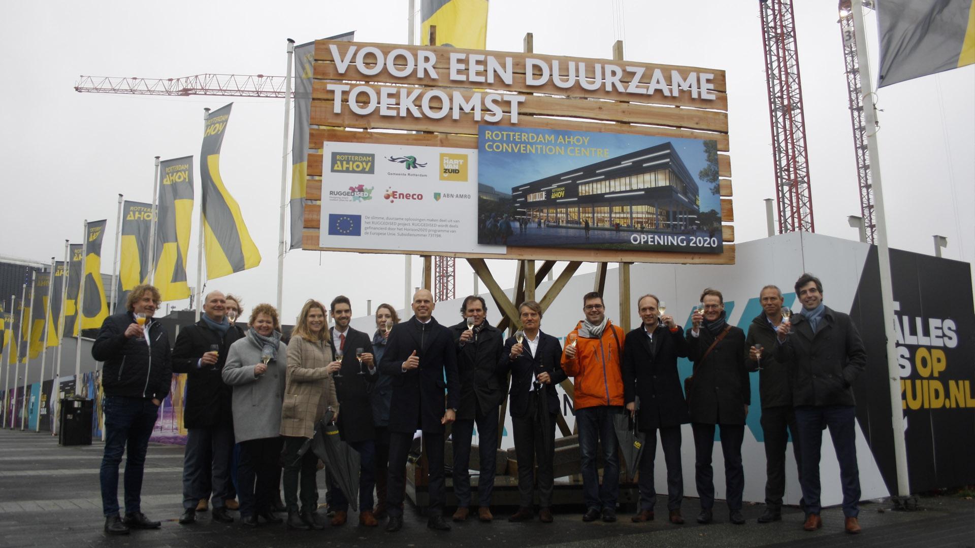RUGGEDISED: Rotterdam South as a living lab