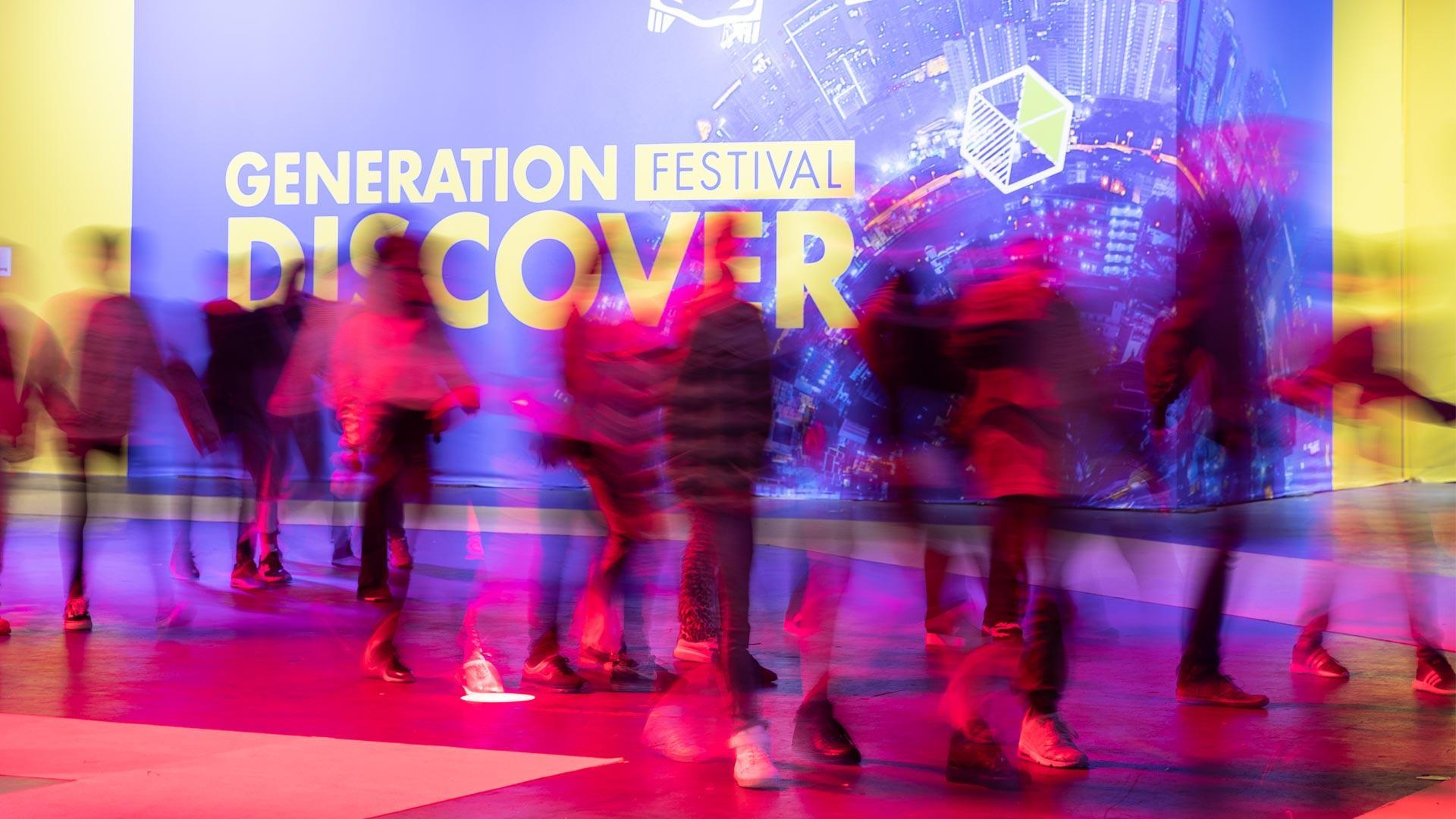Rotterdam omarmt wetenschap en technologie met Generation Discover Festival