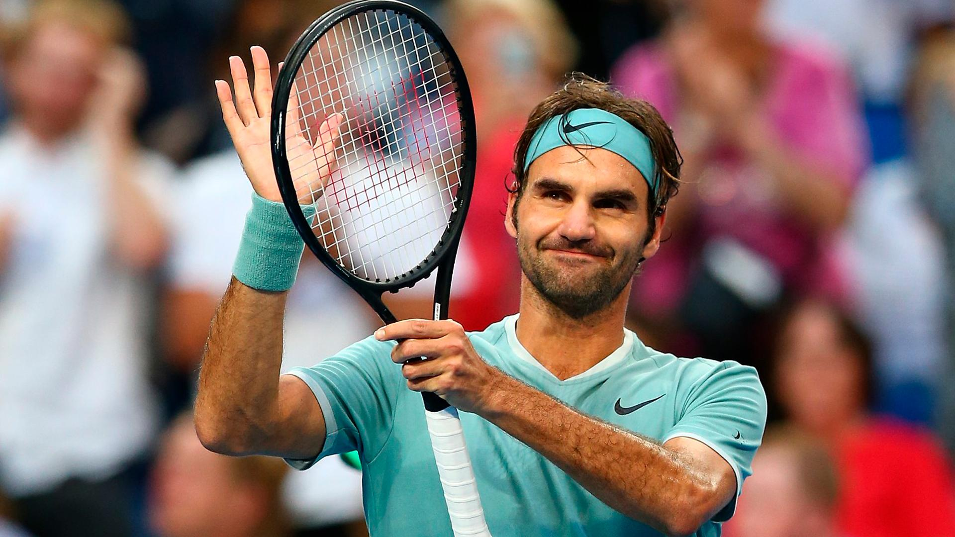 Federer claims title number 97 in Rotterdam