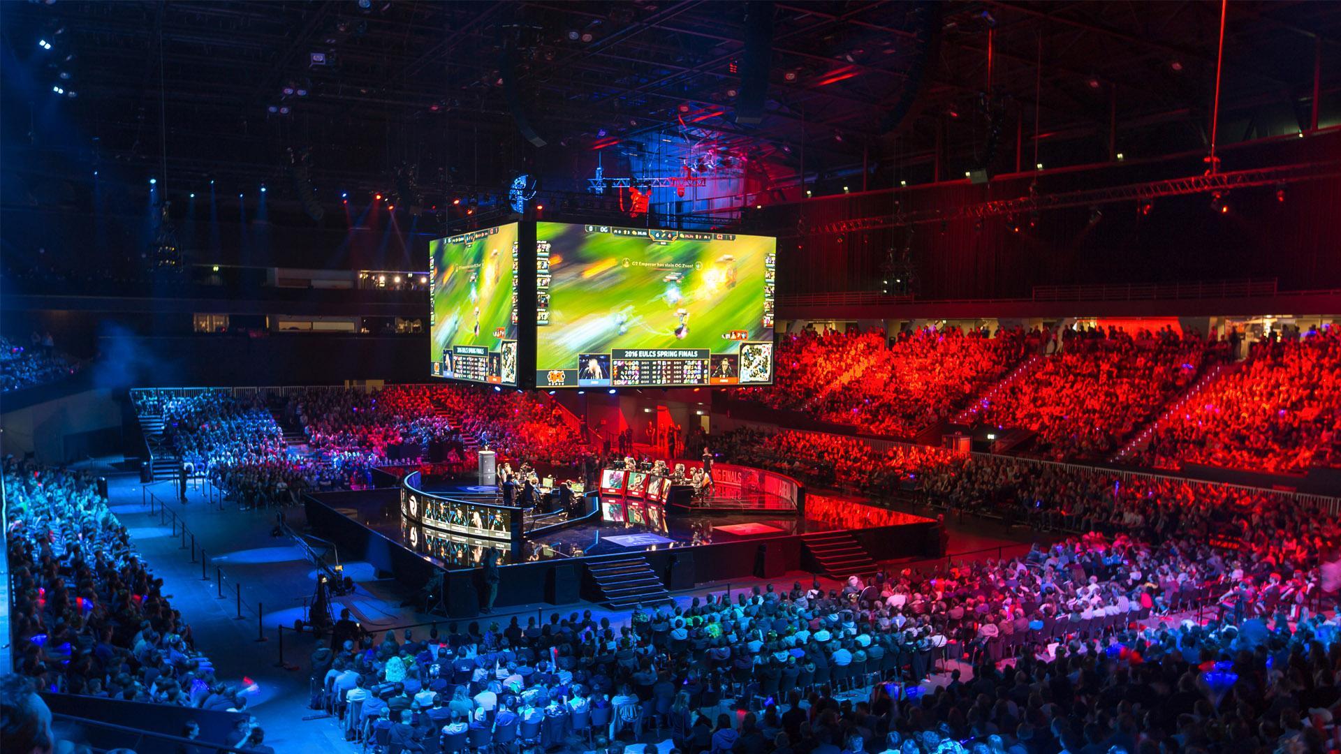 League of Legends European Championship - Spring Finals