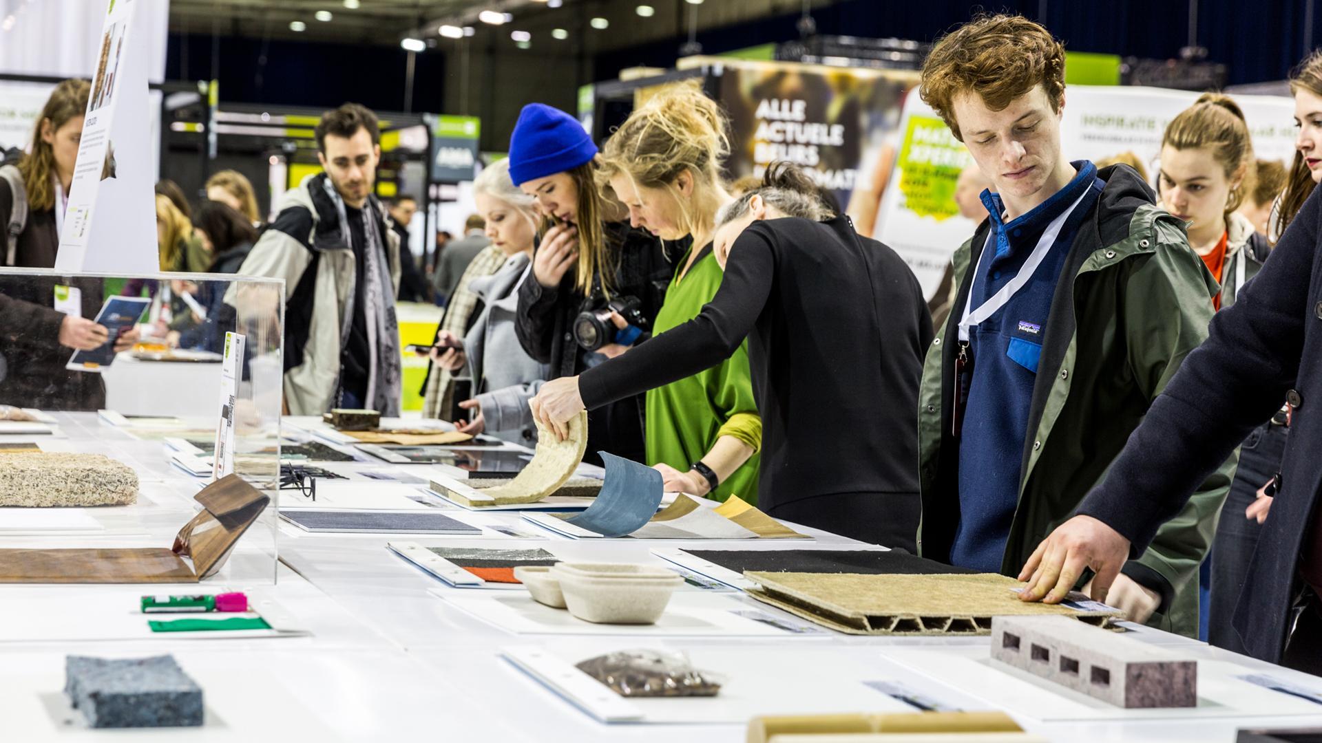 MaterialDistrict Rotterdam 2019 verruimt voorstellingsvermogen op materiaalgebied