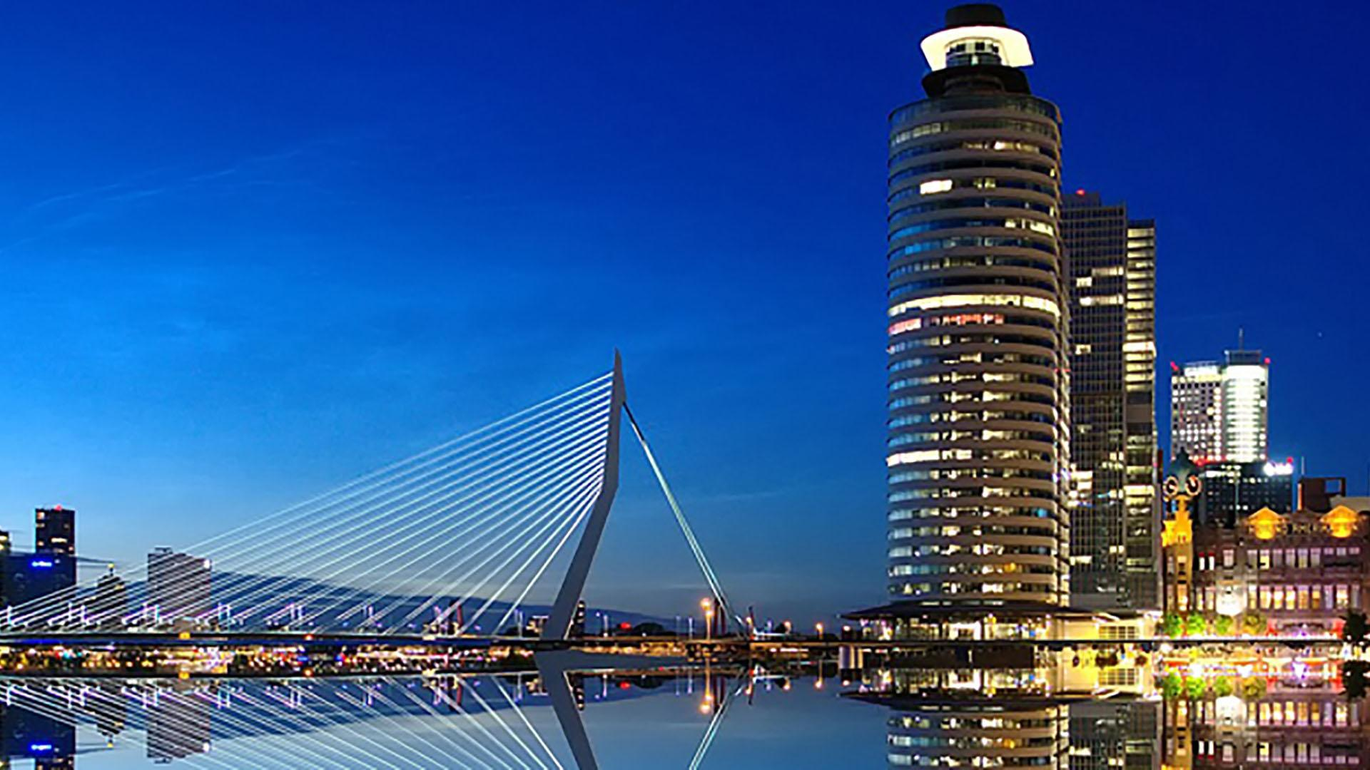 International press puts Rotterdam in the spotlight.