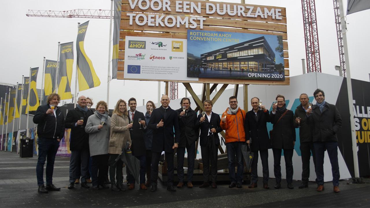Ruggedised: Rotterdam Zuid als living lab