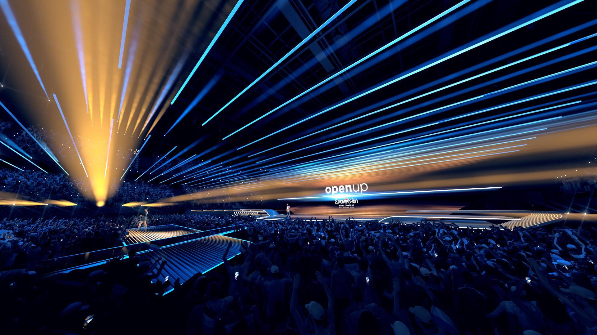 Decorontwerp Eurovisie Songfestival 2020 gepresenteerd