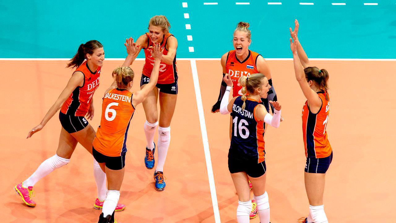 Nederland & Polen organiseren WK Volleybal Vrouwen 2022