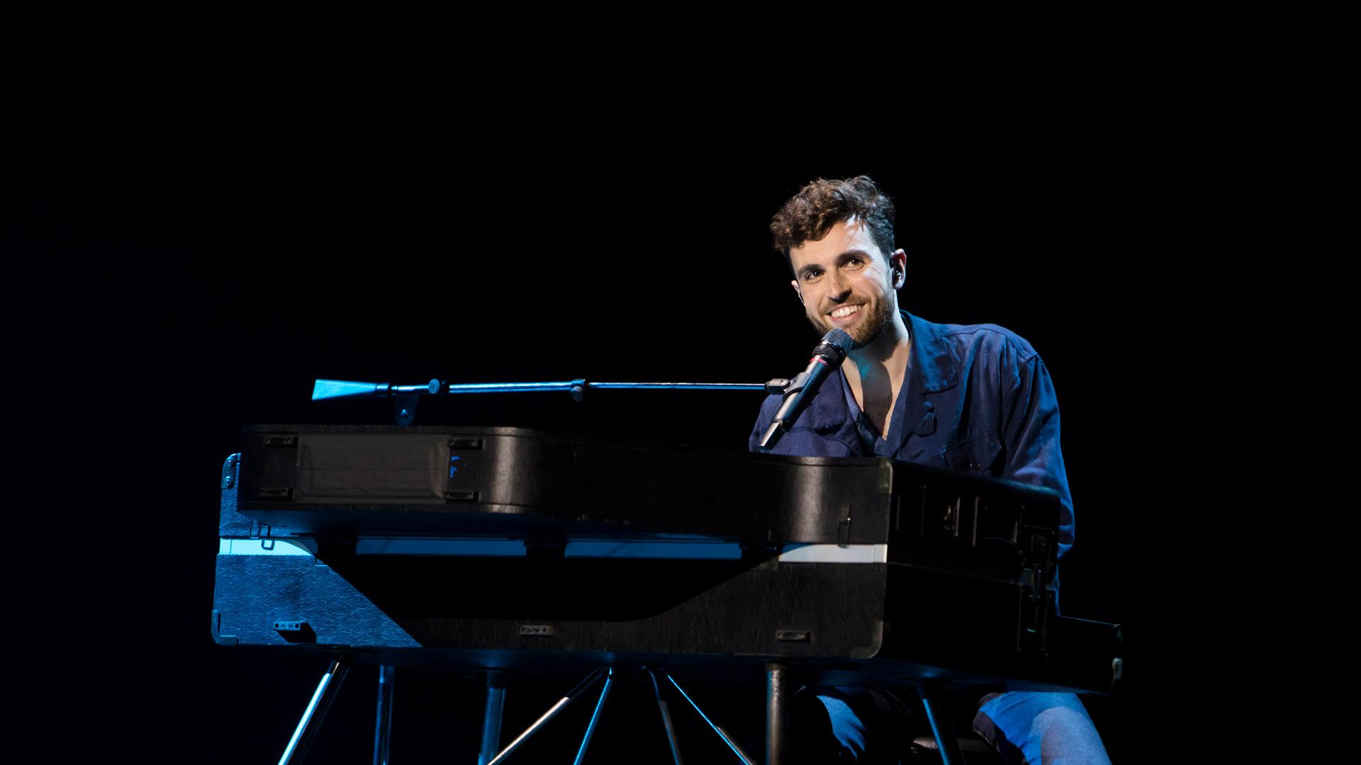 Duncan Laurence toegevoegd aan line up online Eurovision Village