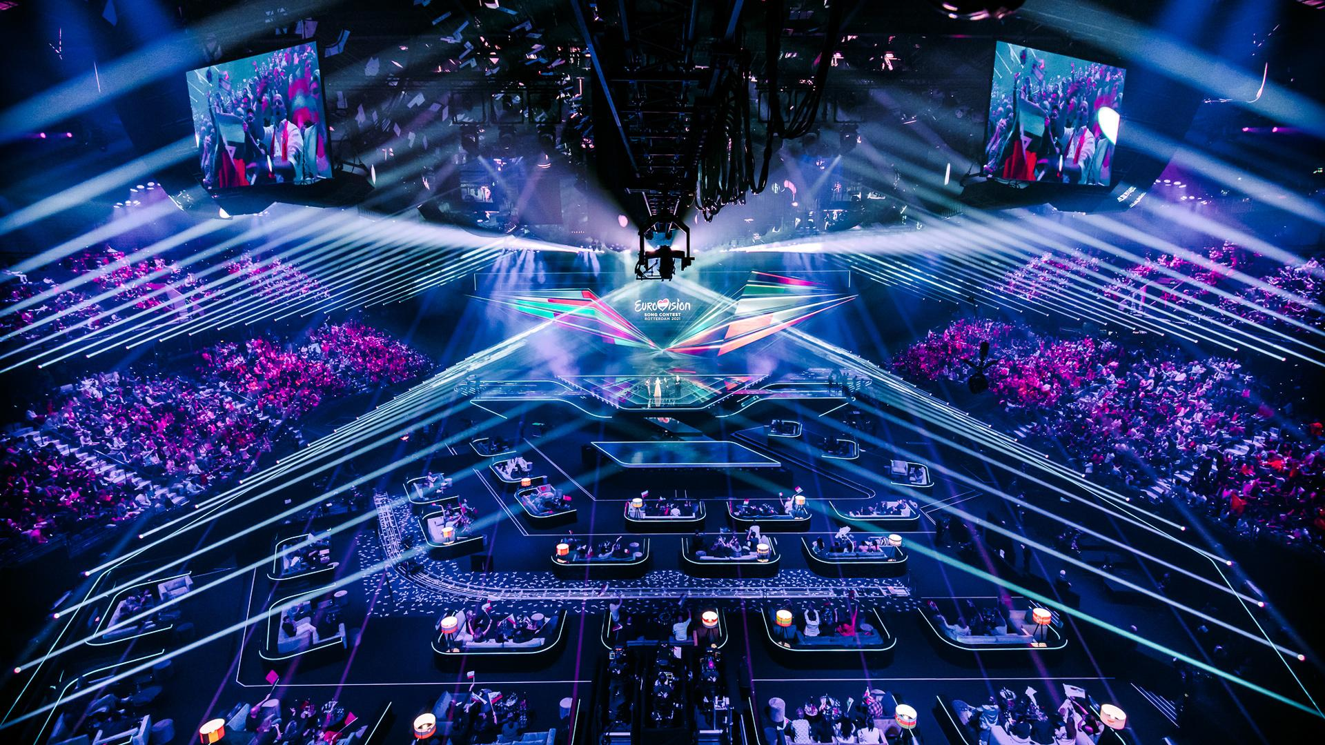 Host city Rotterdam looks back on a successful Eurovision Song Contest 2021